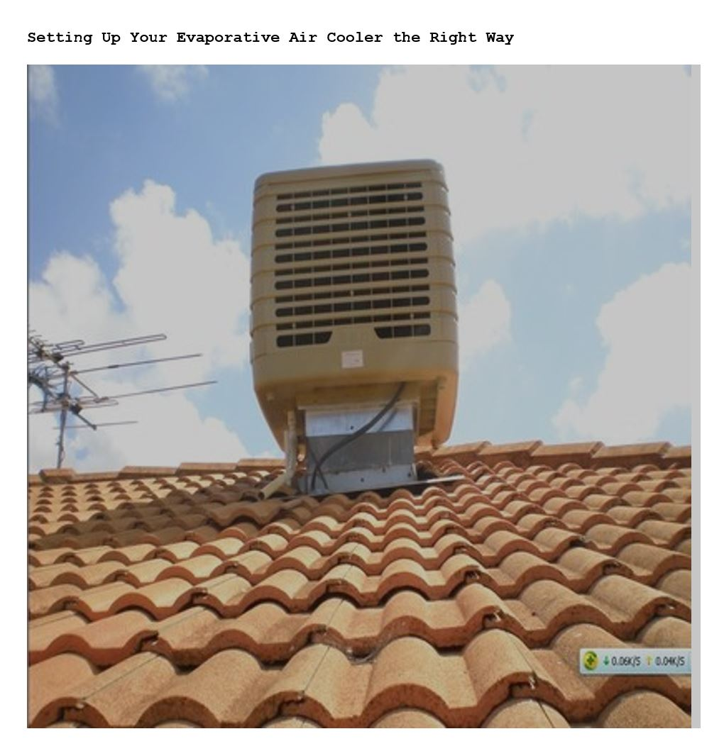 Chiller Cooling Outdoor Cooling Air Coolers